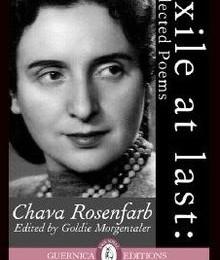 Chava Rosenfarb