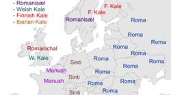 Die Namen der Roma