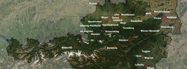 Liste der Nebenlager von Mauthausen